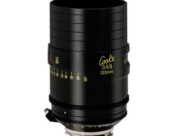 135mm Cooke S4i Prime