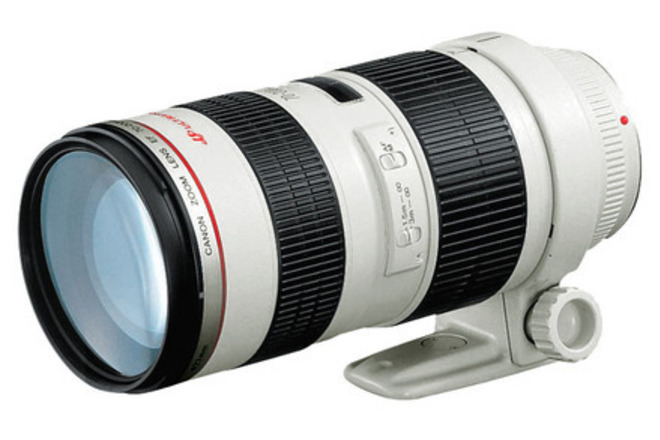 70-200mm F2.8 Canon L Series IS 2