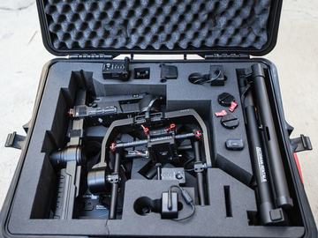 Rent: Ronin MX Full Package with Case