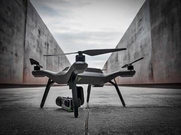 Rent: 3DR Solo Dron