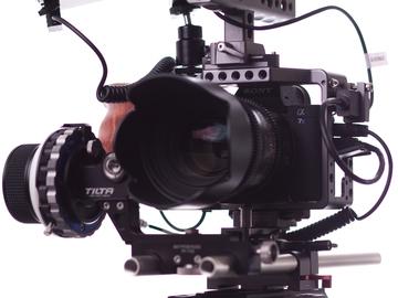 Sony a7s II + Rokinon Lenses Full Package