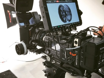 Rent: Sony F5 4k camera, Odyssey 7q+ & lens pkg