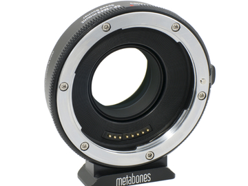 Rent: Metabones EF to MFT Speedbooster Adapter Ring