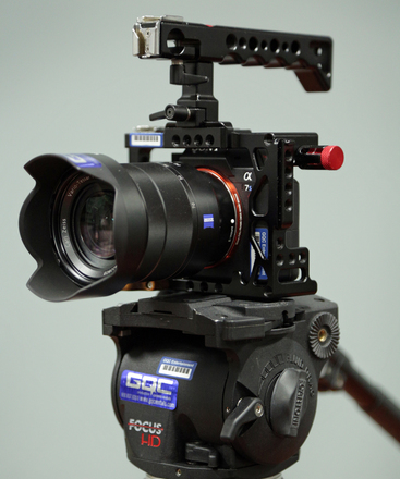 Sony A7S II Pkg Ready to Shoot w/ Batts, Charger, Sticks