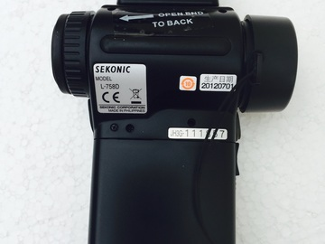 Rent: Sekonic L-758DR DigitalMaster