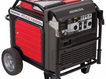 Rent: Honda 7000 Generator (55A)
