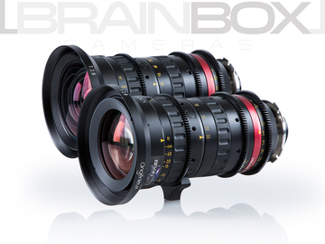 Rent: Angenieux Optimo 2 Lens Bundle - 16-40mm & 30-76