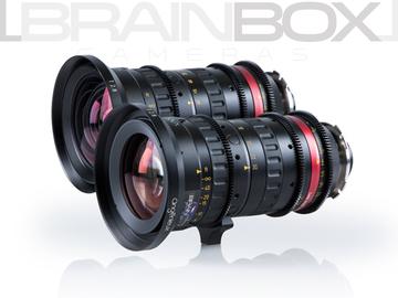 Rent: Angenieux Optimo 2 Lens Bundle - 16-40mm & 30-76