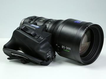 Rent: Fujinon 85-300mm T2.9 Cabrio (PL)