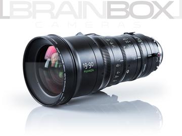 Rent: Fujinon CABRIO 19-90mm v2 - Latest 4K Version - T2.9
