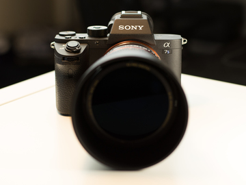 Rent: Sony A7S II w/ Canon Lens Adapter, Mic, etc. (Package)