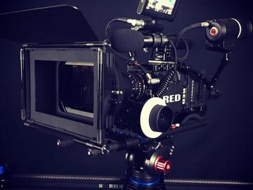 Rent: Full Red Scarlet-X Camera Package
