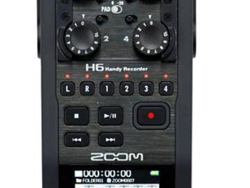 Rent: Zoom H6