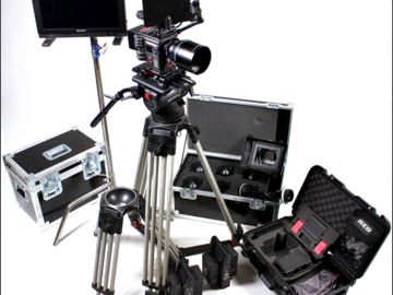Rent: RED WEAPON 6K COMPLETE PACKAGE