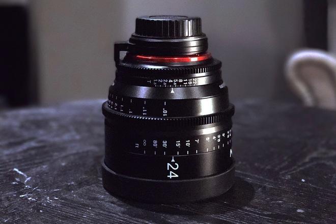 Rokinon Xeen 24mm T1.5 XN24-C Cinema EF Series Lens