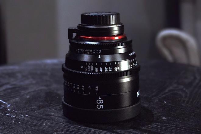 Rokinon Xeen 85mm T1.5 XN85-C Cinema EF Series Lens