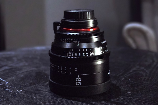 Rokinon Xeen 85mm T1.5 XN85-C Cinema EF Series Lens