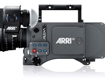 Rent: Arri Alexa Classic w/High Speed License & Anamorphic License