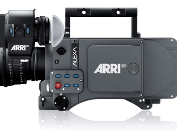 Rent: Arri Alexa Classic Complete Package w/H.S/Anamorphic License