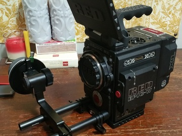 Rent: Red Epic-W ready to shoot