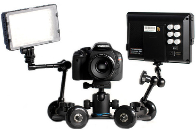 Revolve Camera Dolly Basic Kit