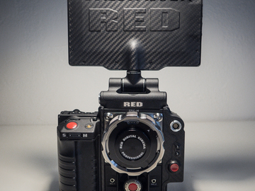 Rent: REd Epic Dragon carbon