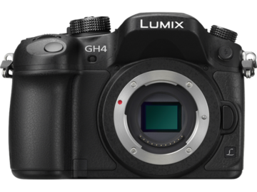 Rent: Panasonic GH4 (Body Only) 4K  (THIS WEEK ONLY)***