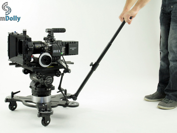 Dolly, CamDolly Cinema System, full size/slider/tabletop
