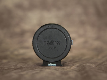 Rent: Metabones  Adapter Canon EF or Canon EF-S to Sony Body