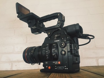 Rent: Canon C300 Mark II