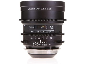 Rent: 11-16mm PL mount Tokina