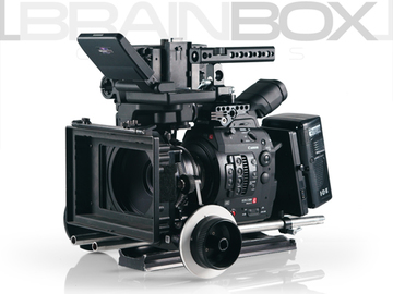 Rent: Canon C300 Mark II - 4K Camera BASIC Package w/ Lens + More