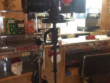 Full Steadicam Zephyr Package w/ Operator