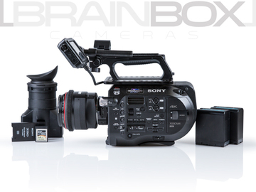 Rent: Sony FS7 (PXW-FS7) 4K - BASIC Camera Package w/ Accessories