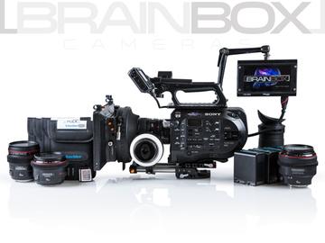 Rent: Sony FS7 (PXW-FS7) 4K - INDIE Camera Package w/ Accessories