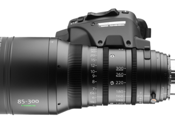 Rent: Fujinon Cabrio 85-300mm T2.9 PL Cine Zoom