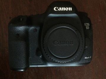 Canon 5D Mark III & EF 24-70mm f/2.8L + 2x64Gb CFs + 4 bttrs