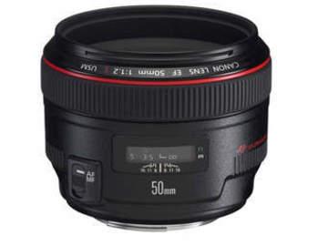Canon 50 1.2/L