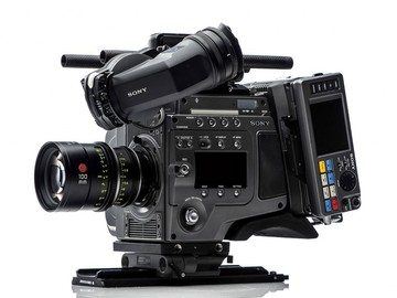 Rent: Sony F65 Package
