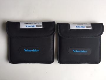 Rent: Schneider 138mm Diopters (+1/2, +1)