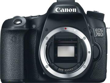 Rent: Canon 70D (body)