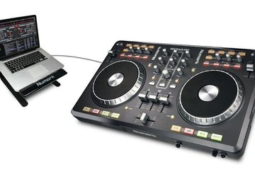 Rent: Numark Mixtrack Pro DJ Controller