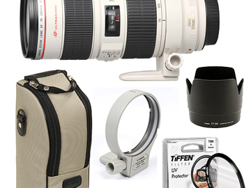 Rent: Canon 70-200mm f/2.8L IS USM Lens