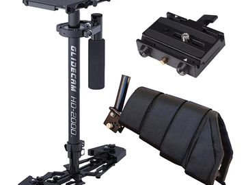 Rent: Glidecam HD-2000 (w/ Quick Release, Arm Brace)