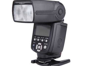 Rent: Yongnuo YN560 IV 2.4G Wireless Flash Speedlite