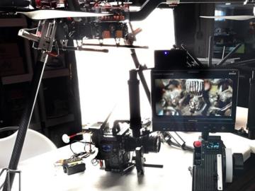 "Rent: PARALINX TOMAHAWK RX TX, FLANDERS 9"" WIRELESS VIDEO PACKAGE"