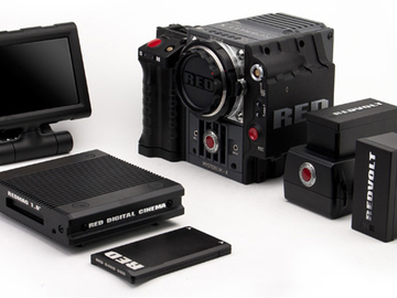 Rent: Red Scarlet MX - EF mount bundle