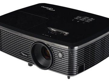 Rent: Projector - Optoma HD142X 1080p 3000 Lumens 3D DLP
