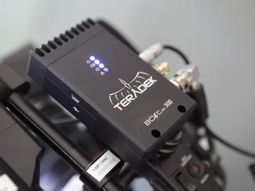Rent: Teradek Bolt Pro 300 3G-SDI