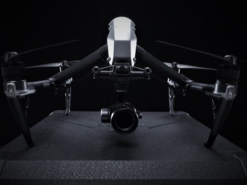 Rent: Inspire 2 with X5S camera and Part 107 certified Pilot